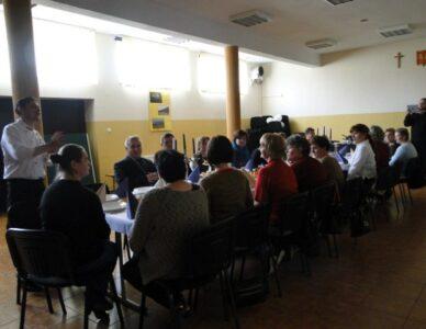 Warsztaty kulinarne w Skierbieszowie