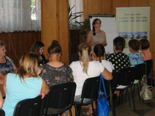 2015 - Spotkanie konsultacyjne w Starym Zamościu
