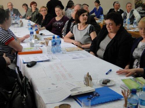 2015.05.06 - Szkolenie pn, Efekty realizacji PROW 2007-2013