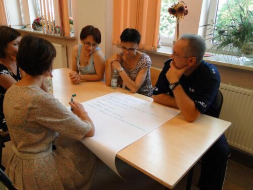 2015.08.11 - Spotkanie konsultacyjne w Komarowie