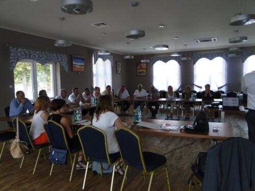 2015.08.13 - Spotkanie konsultacyjne w Nieliszu