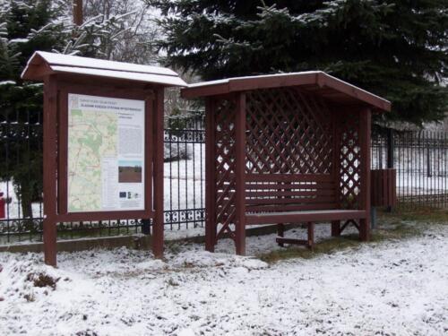 2015 - Utworzenie szlaku pieszego