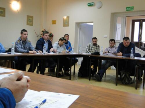 2016.10.04 - Spotkanie szkoleniowo – informacyjne w zakresie rozwoju przedsiębiorczości
