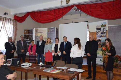 """2018.02.06 - 10 lecie działalności LGD """"Ziemia Zamojska"""""""